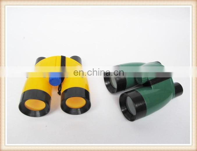 mini sigle-tube telescope toy,Kids plastic outdoor mini monocular toy