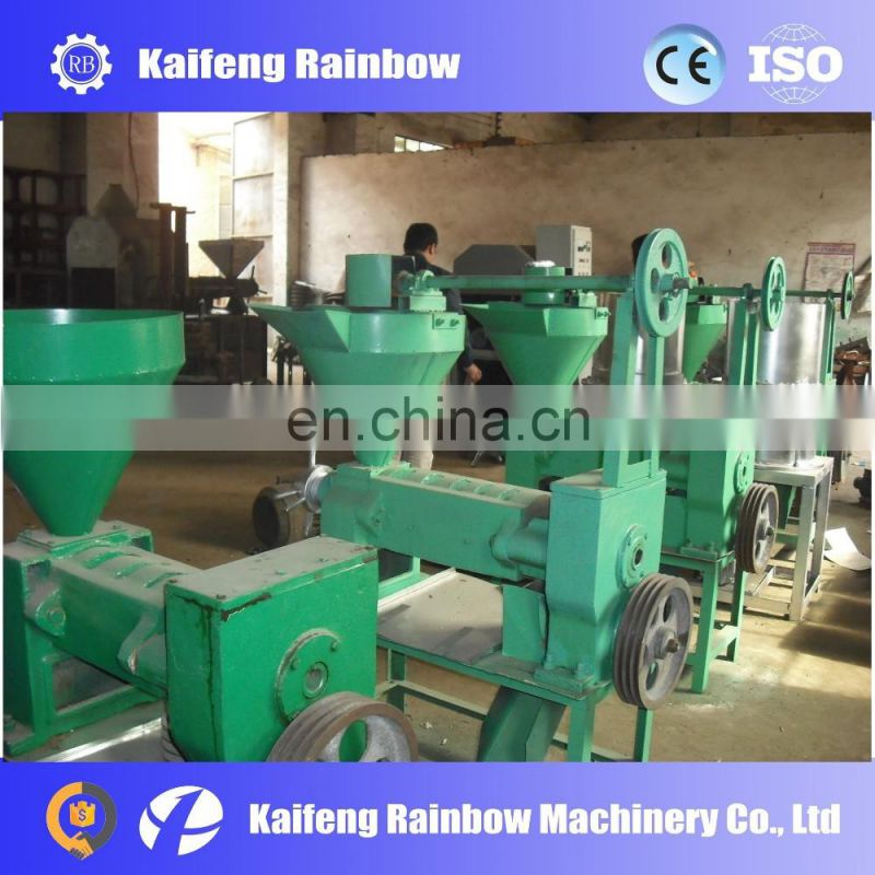CE approved Professional palm kernel oil extraction machine | palm oil milling machine | oil press machine to make palm oil