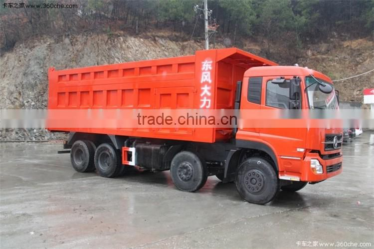 DONGFENG HOWO 8X4 30 ton used dump truck prices cheap