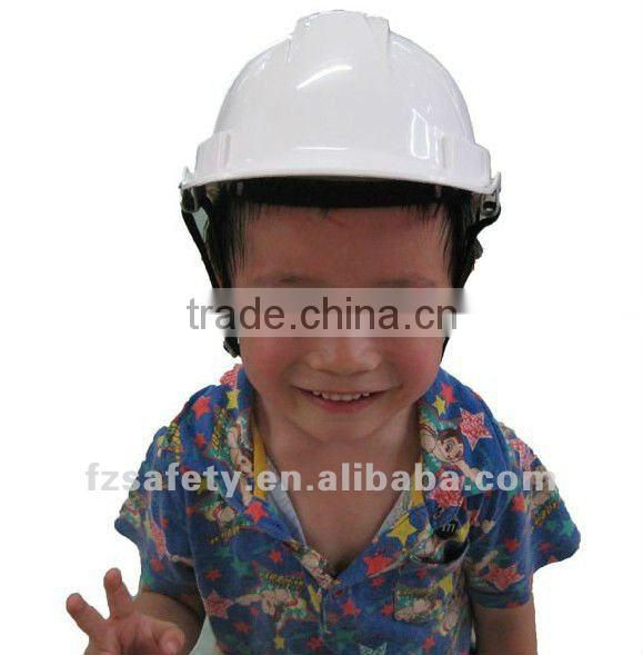 Industrial safety helmet, safety cap,Schutzhelm,made of ABS, for children's head protection at work, with CE EN 397