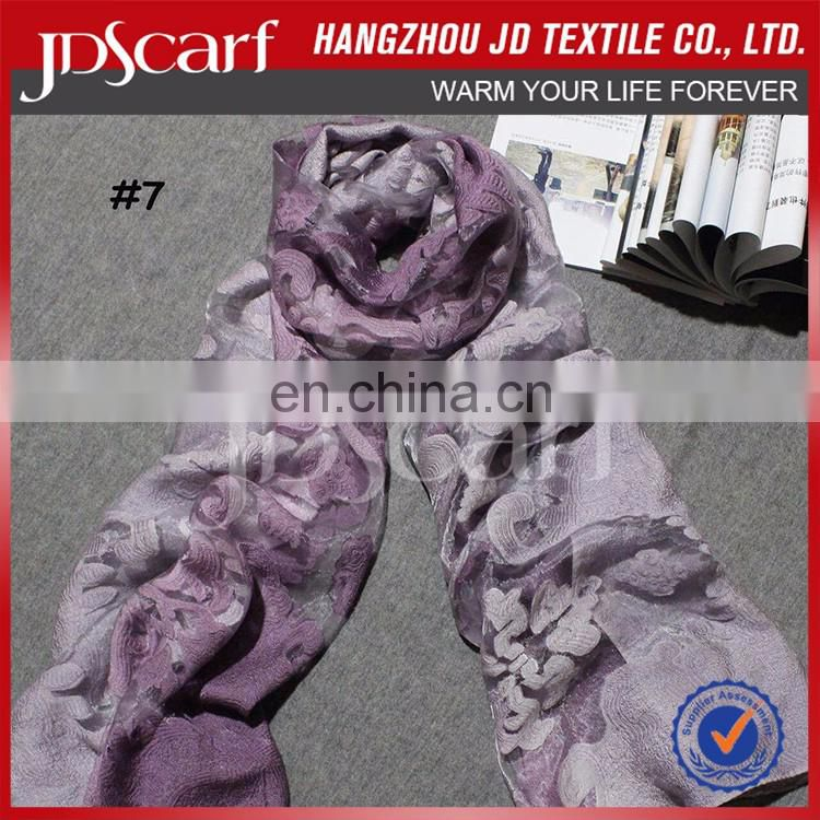 Factory Direct New Design Soft Touch Infinity Warm Scarf
