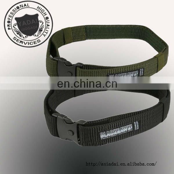 Tactical Belt with a lock