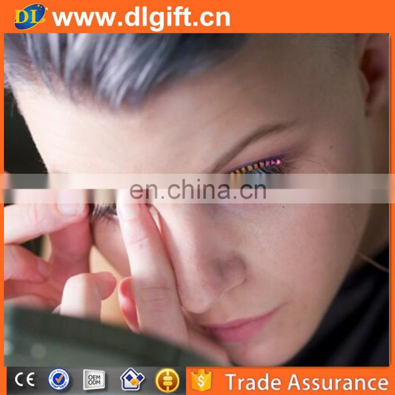 Night event led magic charming eyelashes for girl