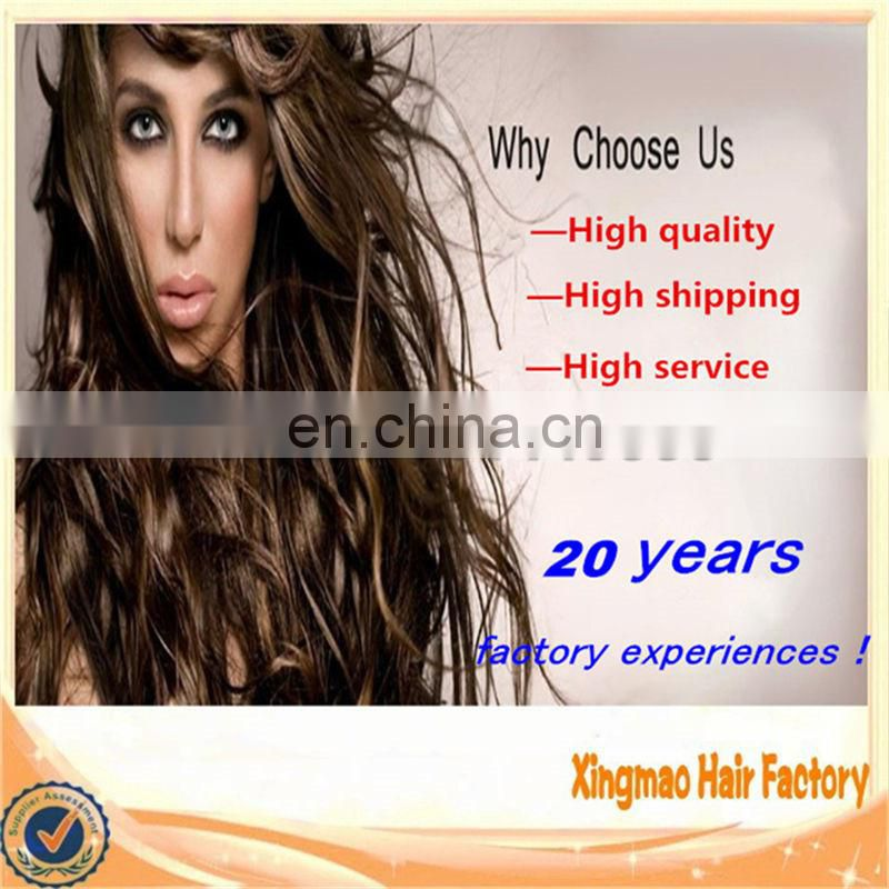 Fast delivery factory wholesale green hair weave