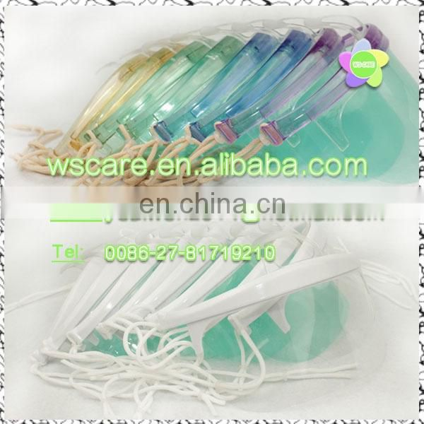 Use for food factory restaurant anti-fog shield visual clear smile transparent face masks