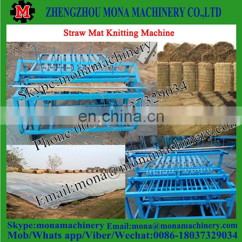 Grass matress/curtain knitting machine for sale