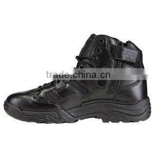 army leather jungle combat size zip boots
