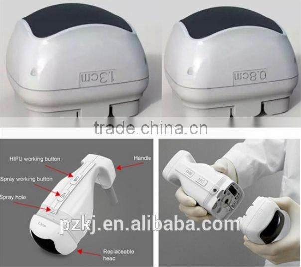(Hot in USA) , ultrasound machine price, 2016 Revolutionary Stubborn Fat Killer Ultrashape HIFU weight loss liposonix