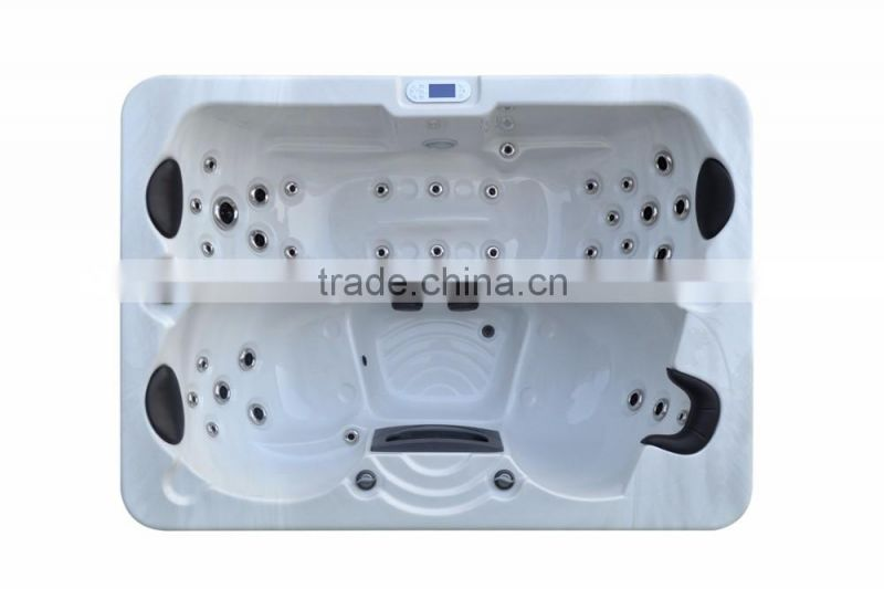 3 person portable spa / outdoor whirlpool
