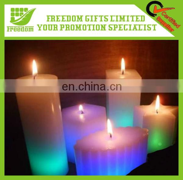 Magic Light Control Paraffin Wax Led Candle