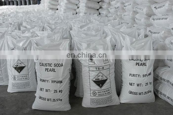 2019 High quality top grade chemicals formula caustic soda for Ethiopia