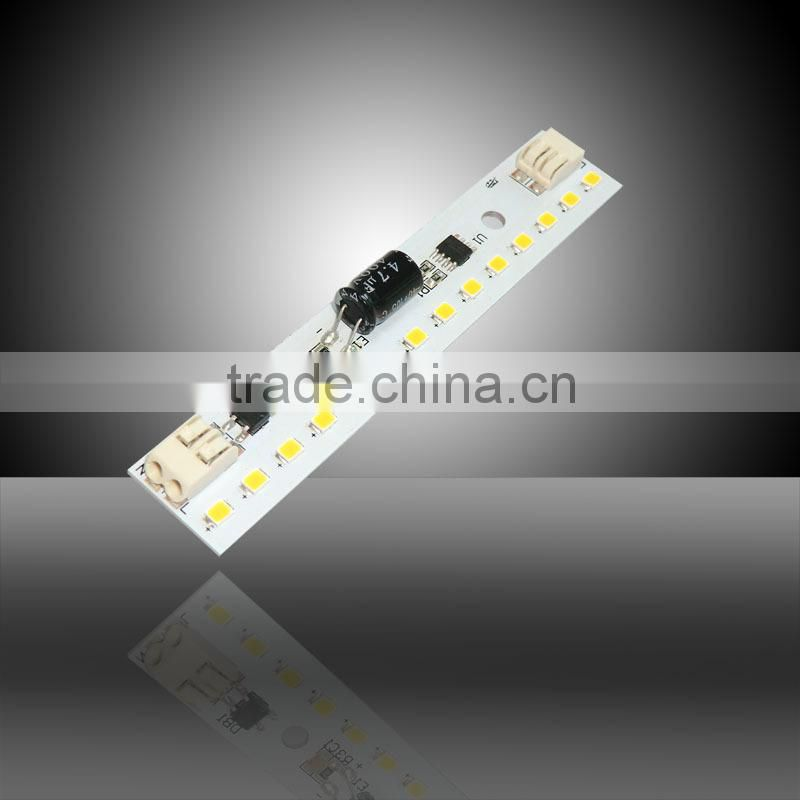 Suspended Install Style and Aluminum Lamp Body Material Flush Mount LED Ceiling Light led module