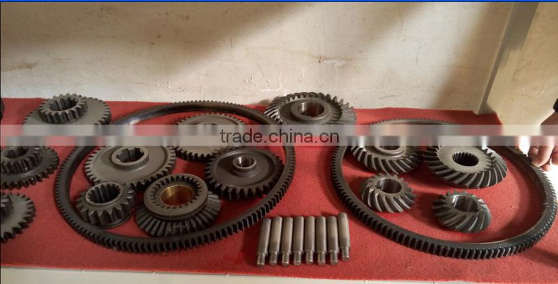 MTZ 80/82/820 precision casting iron straight double gear cog , Best Selling Belarus tractor parts