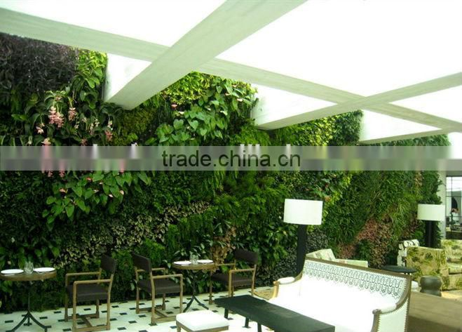 high quality artificial wall plant artificial succulent plant wall for home decor