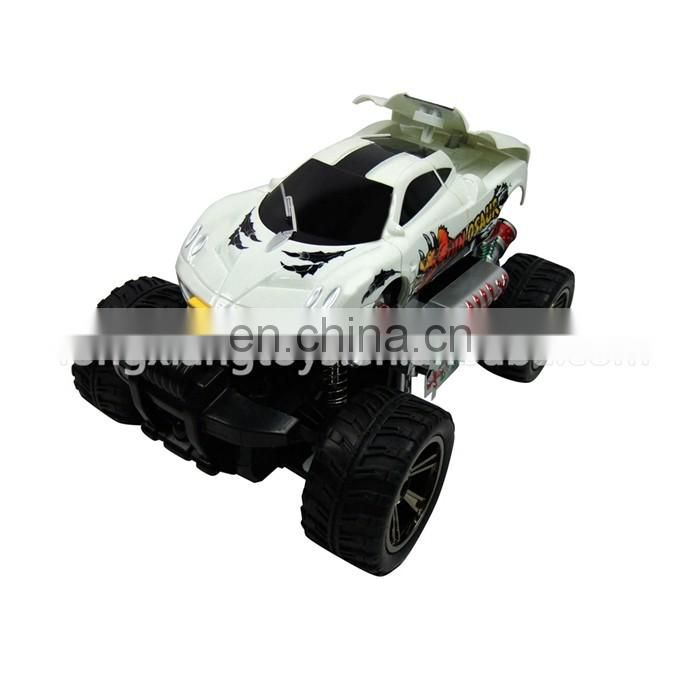 In stock rc control off-road cars for kids