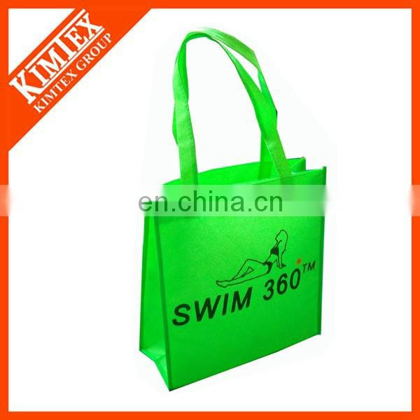 Wholesale fashion pp non woven bag