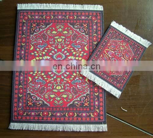 Oriental Woven Mouse Rug Pads