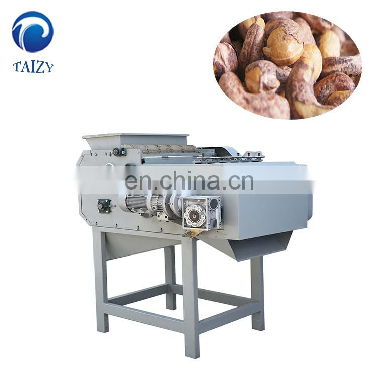 Taizy Cashew Nuts Shellers Walnut Cracking Machine Cashew Shell Remove Machine