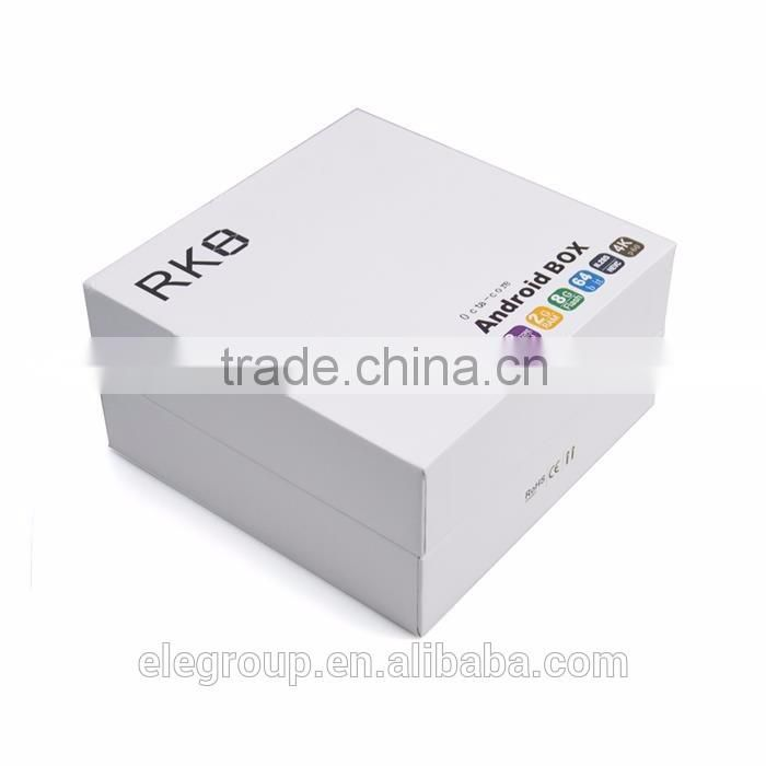 RK8 Android TV Box RK3368 Octa-core Android 5 1 2G/ 8G WIFI