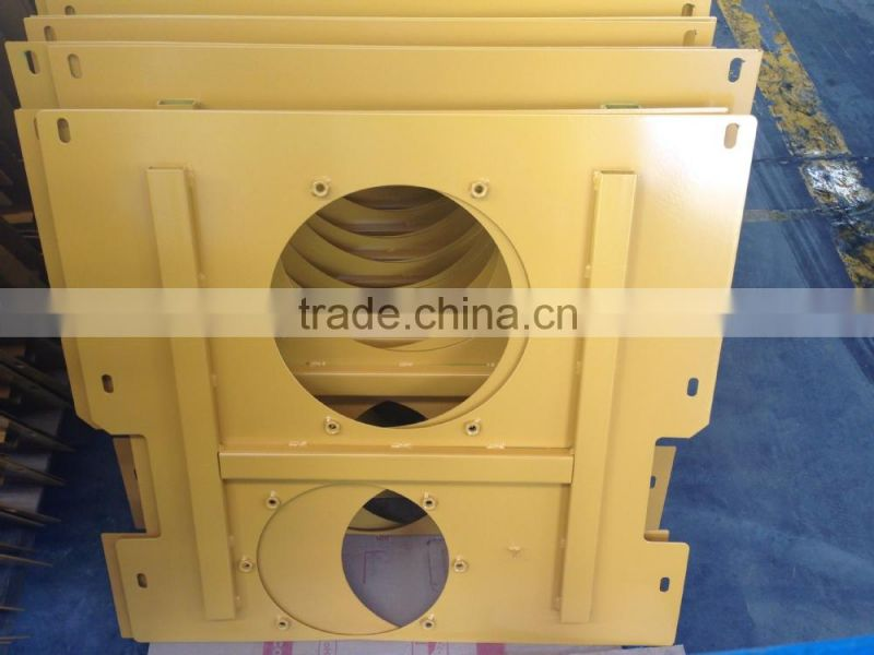 Steel Sheet Price, Galvanized Steel Sheet, 304 Stainless Steel Sheet for Loaders,Upper Inner Cover for Excavators