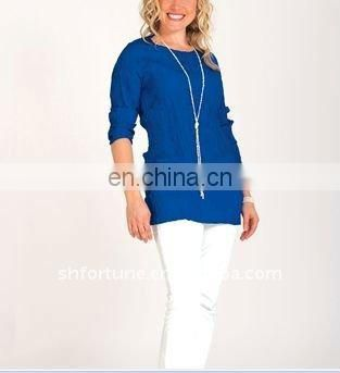 woman hand knitted silk cardigan sweater 2014