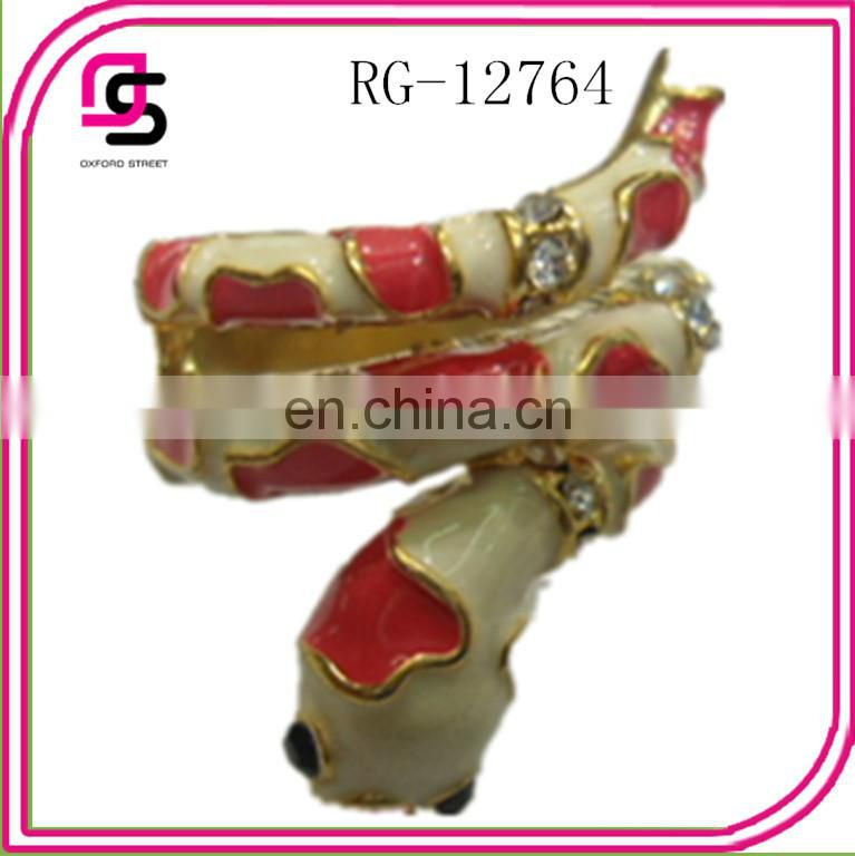 New design fashion alloy rings