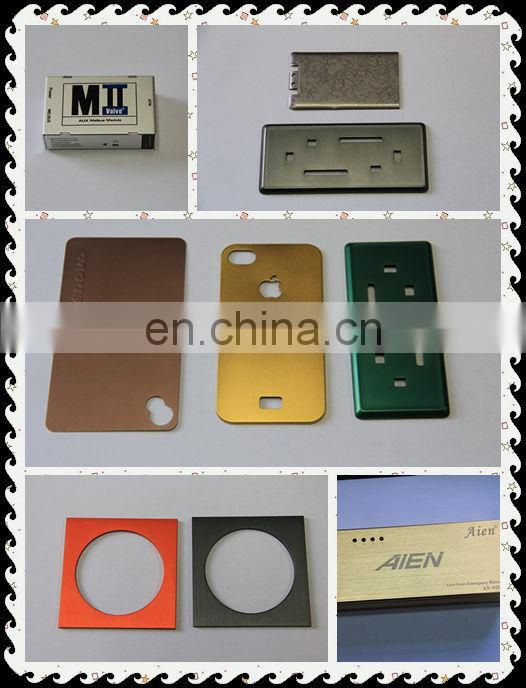 High precision aluminium casted furniture hardware door hinges