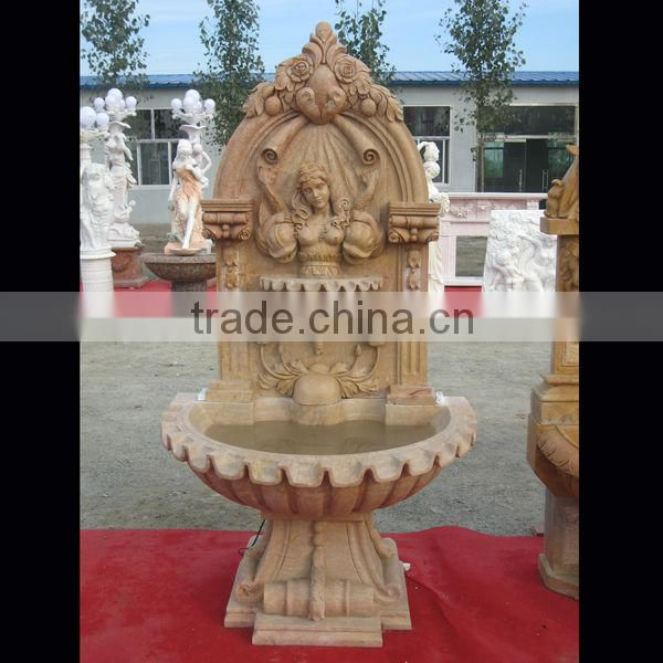 Fountain garden stone decoration