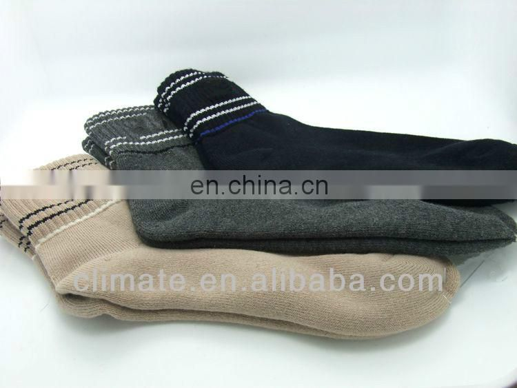 Fashion cotton sport knitting socks for men,in hot sale