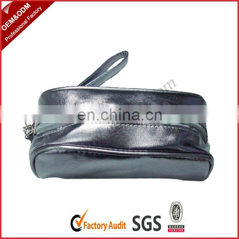 High Quality Metallic PU Cosmetic Bag