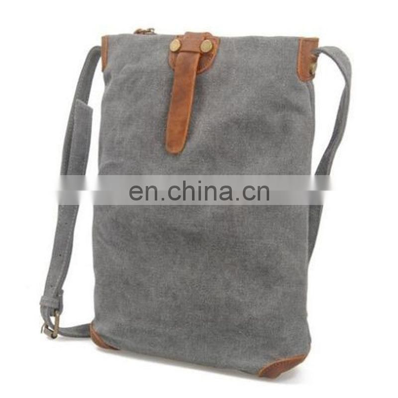 Unisex Vintage Canvas Cross Retro Body Messenger
