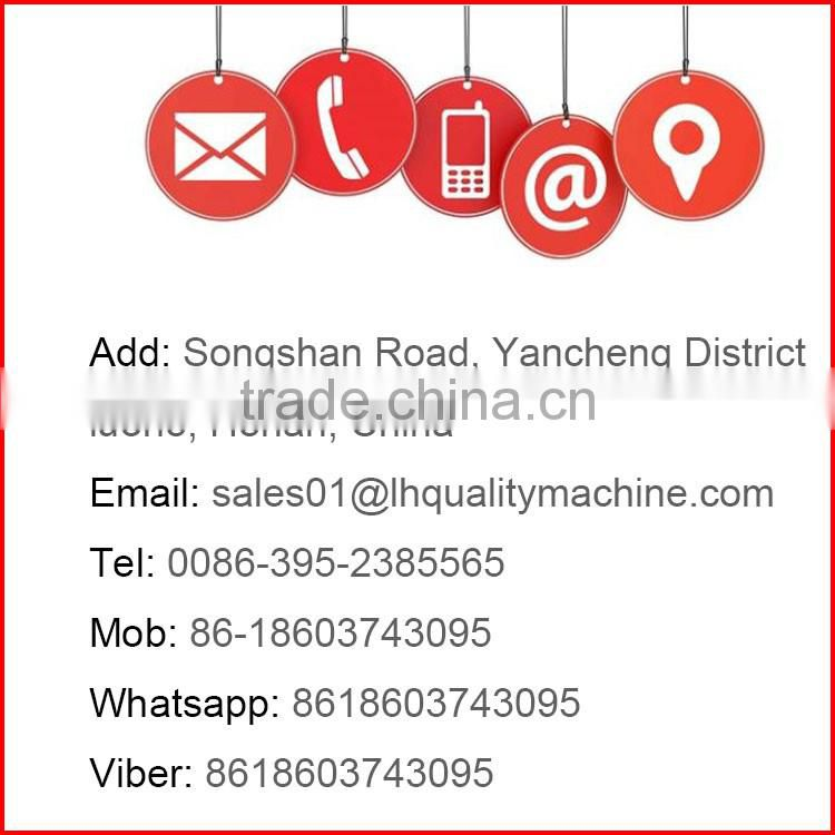 Commercial industrial China biscuit cake production making machine