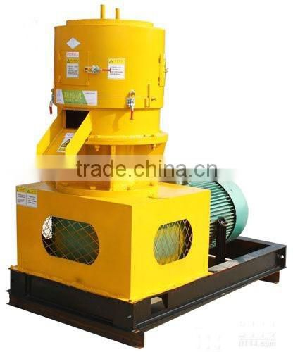 High automatic lubrication wood pellet machine