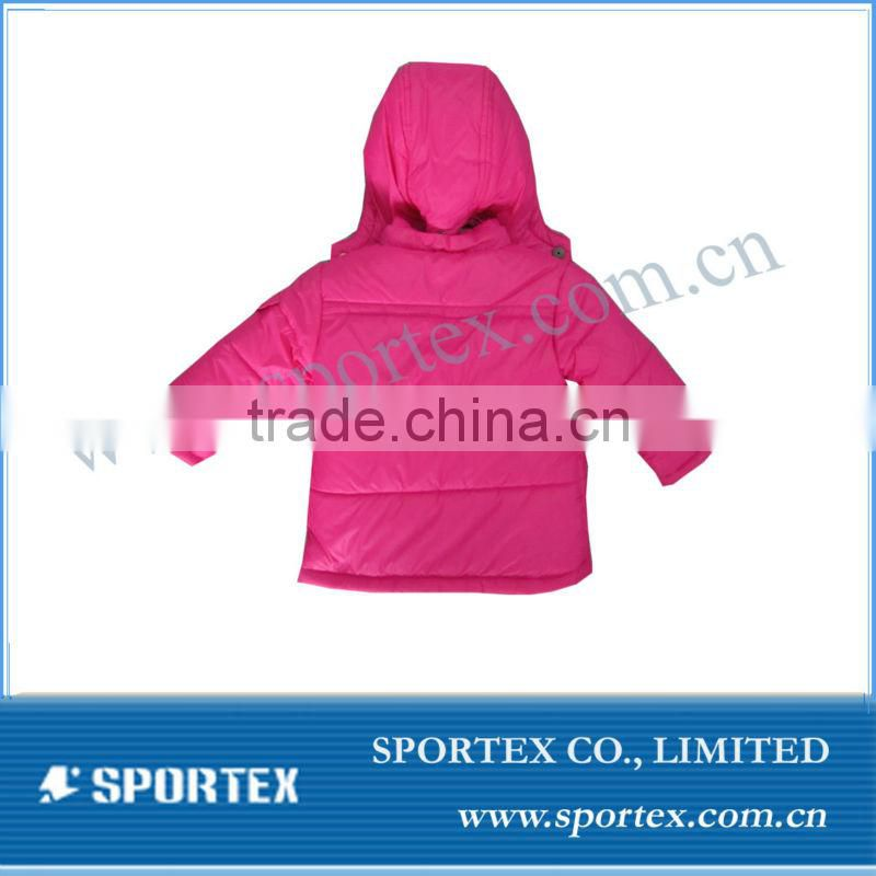 2013 OEM kids winter jacket