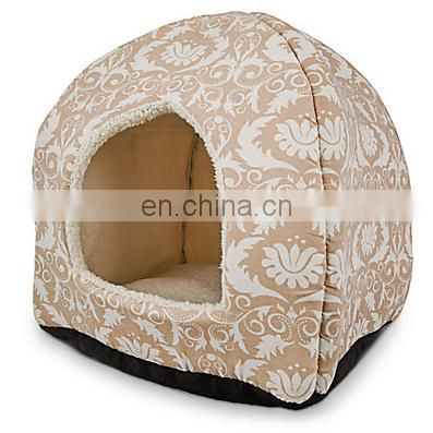 hot selling cute top quality pet bed house for cats