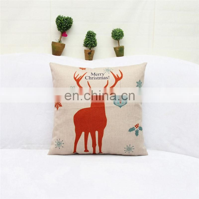 Wholesale Personalized New Hot Sale Christmas Glitter Pillow Covers