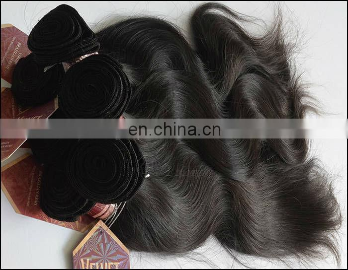 Lovina 100% brazilian hair,virgin hair fantasy brazilian wavy