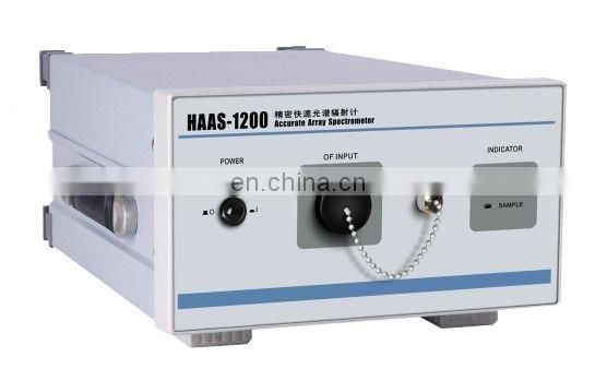 HAAS-1200 high Accurate spectroradiometer