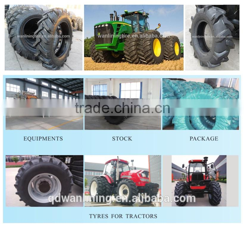 Good self-cleaning 11.5/80-15.3 9.5L-15 11L-16 farm implement tyre with super traction