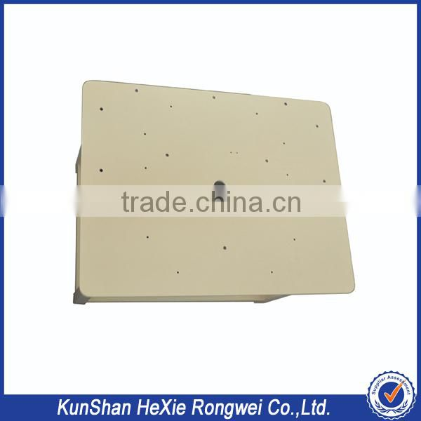 China factory colored perforated sheet metal forming