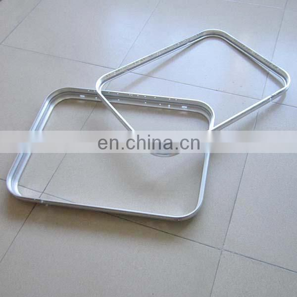 china supplier manufacture aluminium extrusion solar panel frame