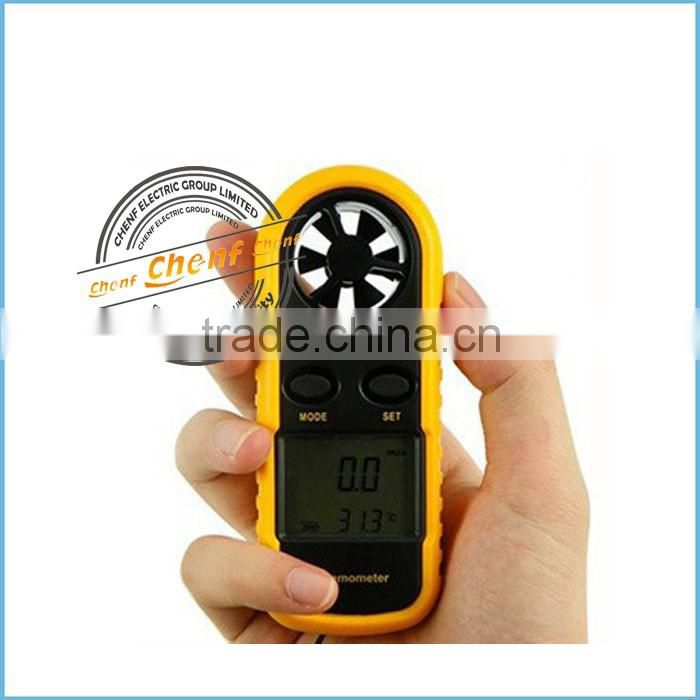 2014 newest design digital wireless wind anemometer factory
