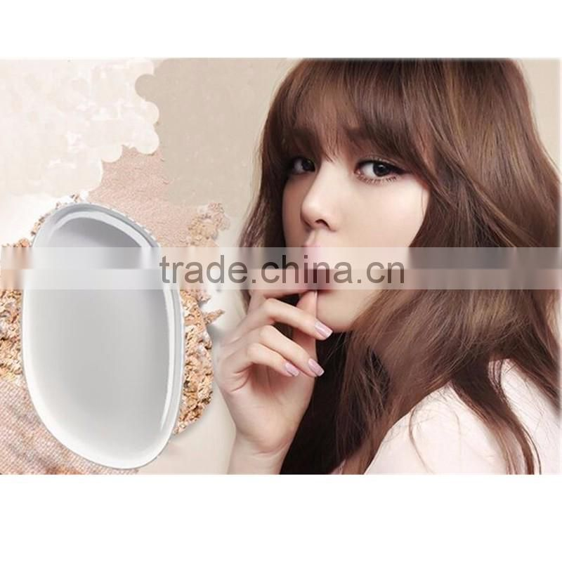Popular good quality for foundation silicone makeup sponge soft silisponge