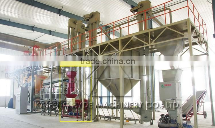 5BG Peanut Seed Coating Machine for Seeders
