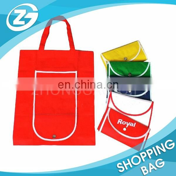 Multicolor Custom Nonwoven Folding Bag