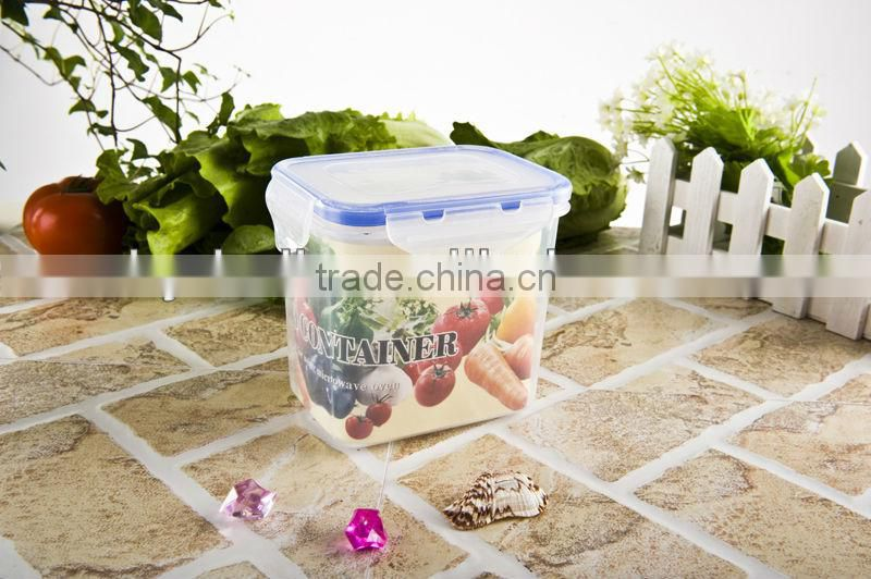 2016 china supply lunch box containers with new design