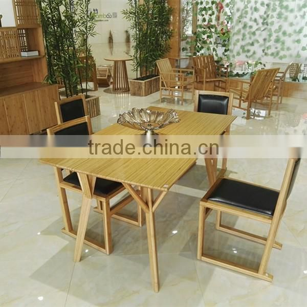Bamboo furniture wholesale in China