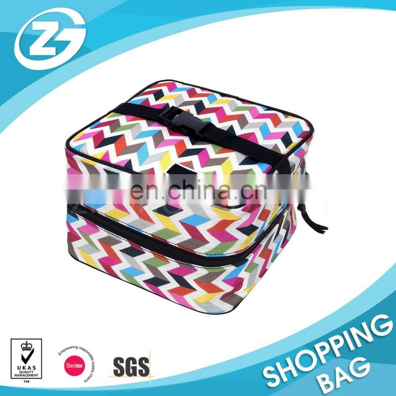 China design popular Large Organizing breast milk cooler bag