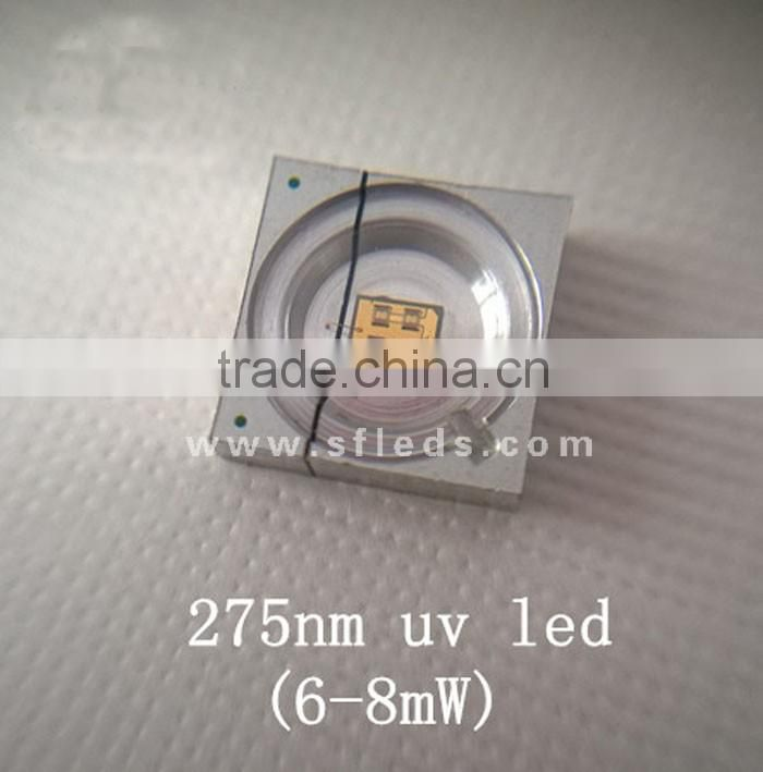 2mW UVC Diode 5050 SMD 254nm uv leds of Led Diode from China