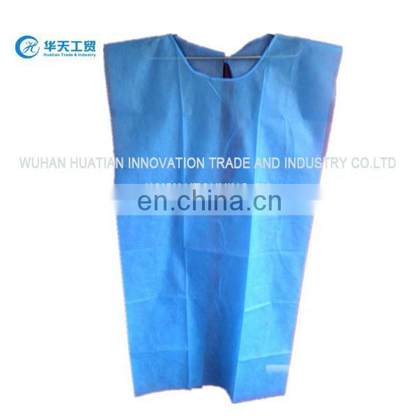 paper medical gowns..nonwoven medical gown..biodegradable medical gowns